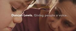 Duncan Lewis:Campaign