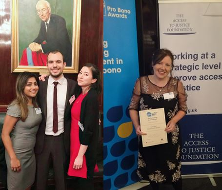 Duncan Lewis, Main Solicitors, Duncan Lewis enjoys success at the LawWorks Pro Bono Awards 2018