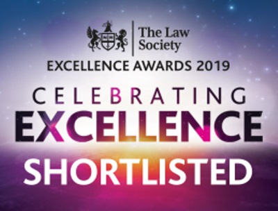 Duncan Lewis, Main Solicitors, Duncan Lewis Solicitors shortlisted for five awards at The Law Society Excellence Awards 2019