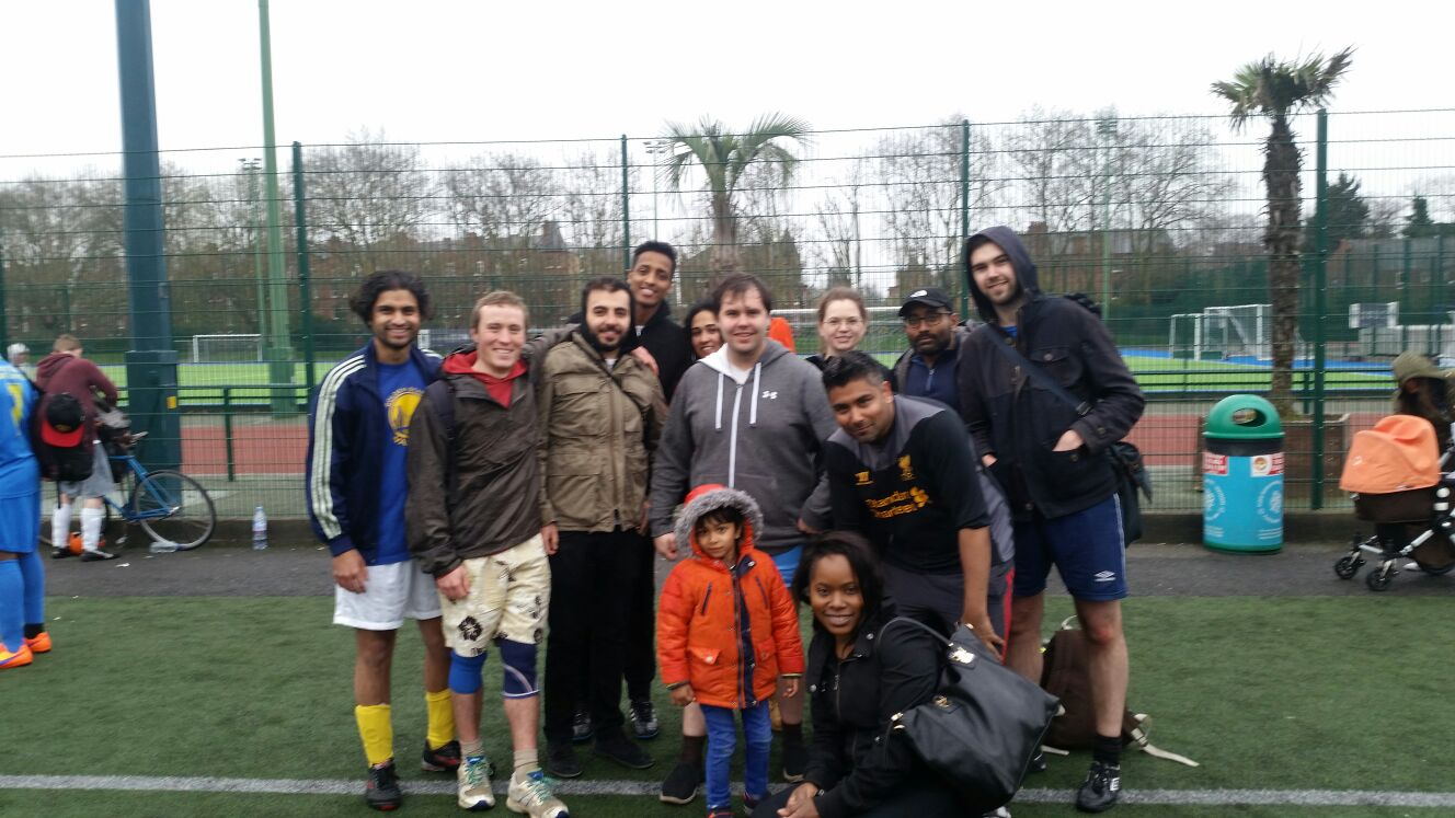Duncan Lewis, Main Solicitors, Duncan Lewis joins Refugees, Lawyers and Waging Peace in the Play 2 Remember Football Tournament 2016