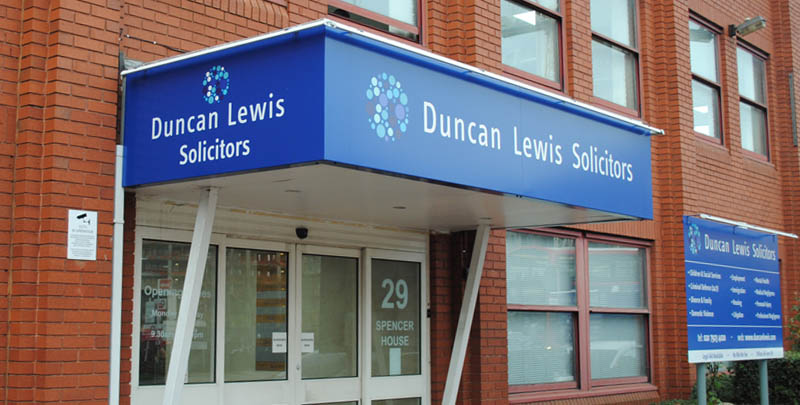 Your local solicitors nationwide